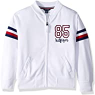 Girls' Fleece Varsity Jacket
