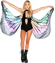 rave butterfly wings