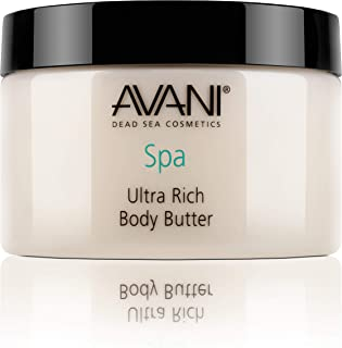 AVANI Classics Ultra Rich Body Butter | Includes Shea Butter, Aloe Vera, & Essential Oils | Leaves Skin Soft & Silky Smooth | Citrus and Vanilla - 9.35 oz.