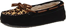 Leopard Cally Slipper