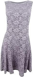 Womens Lace Mini Party Dress