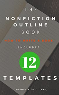 nonfiction outline template