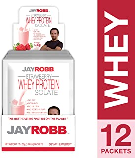 whey protein packet