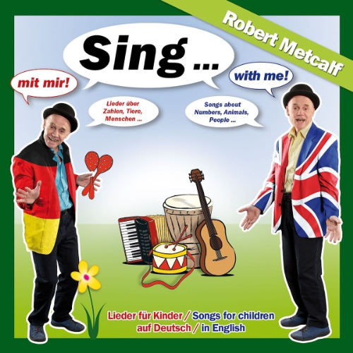 Sing mit Mir/With Me-Lieder in Deutsch & English