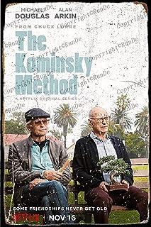 Cimily De Kominsky Method poster Tin muur teken retro art ijzer schilderij metalen plaque 8 * 12 inch wanddecoratie tuin p...