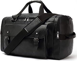 کیف چرمی مسافرتی دافل مسافرتی یک هفته آخر هفته کیف های دستی را برای آقایان حمل کنید