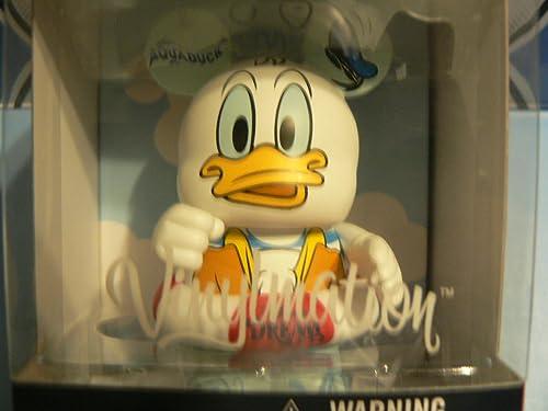 los nuevos estilos calientes DCL Disney Cruise Line Line Line Vinylmation 3 inch Donald Duck Aquaduck Figure Unopened by Disney Vinylmation by Disney Vinylmation  suministro directo de los fabricantes