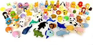 Iwako Erasers Animal Overstock (Pack of 30)