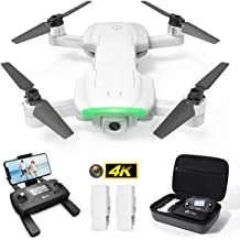 Holy Stone HS510 GPS Drone for Adults with 4K UHD WiFi Camera, FPV Quadcopter Foldable for...