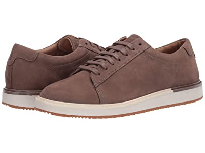 Hush Puppies Heath Sneaker (Fossil Nubuck) Men