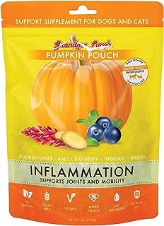 グランマ・ルーシーズ パンプキンパウチ インフラメーション(170g)かぼちゃベースのお野菜サプリ・関節の働きを食事からサポート