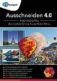 Ausschneiden 4.0 Professional - Bildbearbeitung, Freistellen, Fotomontage und digitaler Radierer! Windows 10|8|7 [Online Code] -