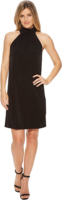 MICHAEL Michael Kors Solid Sleeveless Dress