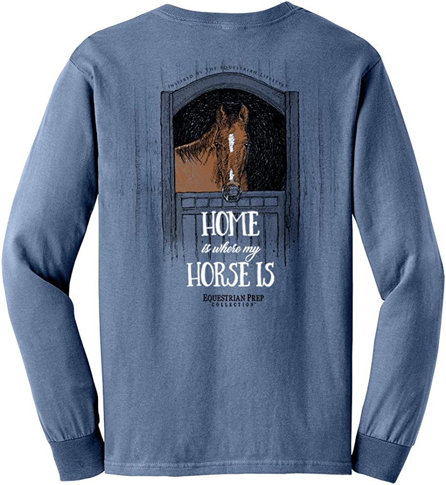 TurnipTruckDesigns Home is Where My Youth Limited time for free shipping Lo Horse Equestrian Limited time trial price