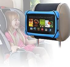 پایه نگهدارنده اتومبیل WANPOOL صندلی پایه دارنده صندلی سیلیکون برای قرص های آتش 7-10 اینچی