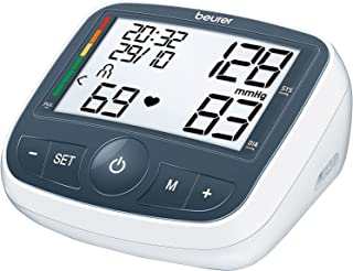 Beurer BM 40 Upper Arm Blood Pressure Monitor (white) Made in China