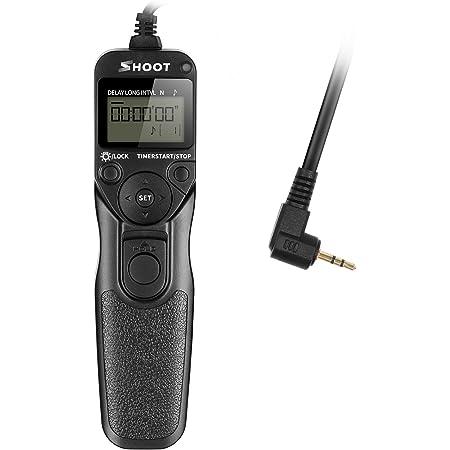 Time lapse intervalometer timer remote shutter for Canon 550D 500D 450D 1100D
