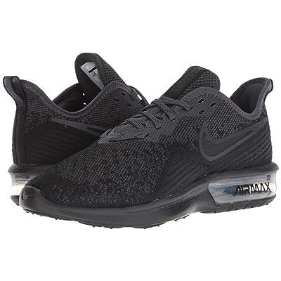 Nike Air Max Sequent 4 (Black/Black/Anthracite) Women