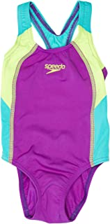 Speedo Girls Girls Image One Piece - Kids Stretch Elastane