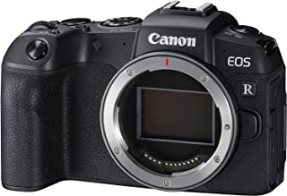 Canon EOS RP - Small, Light and Intuitive Full Frame Mirror Less Camera with 26.2 Megapixels, Dual Pixel CMOS AF, Eye AF, ...