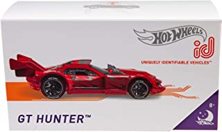 Hot Wheels id GT Hunter {Night Burners}