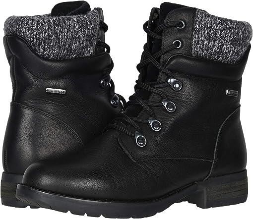 Black Ranchero Leather/Suede