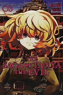 The Saga of Tanya the Evil, Vol. 3 (manga) (The Saga of Tanya the Evil (manga))
