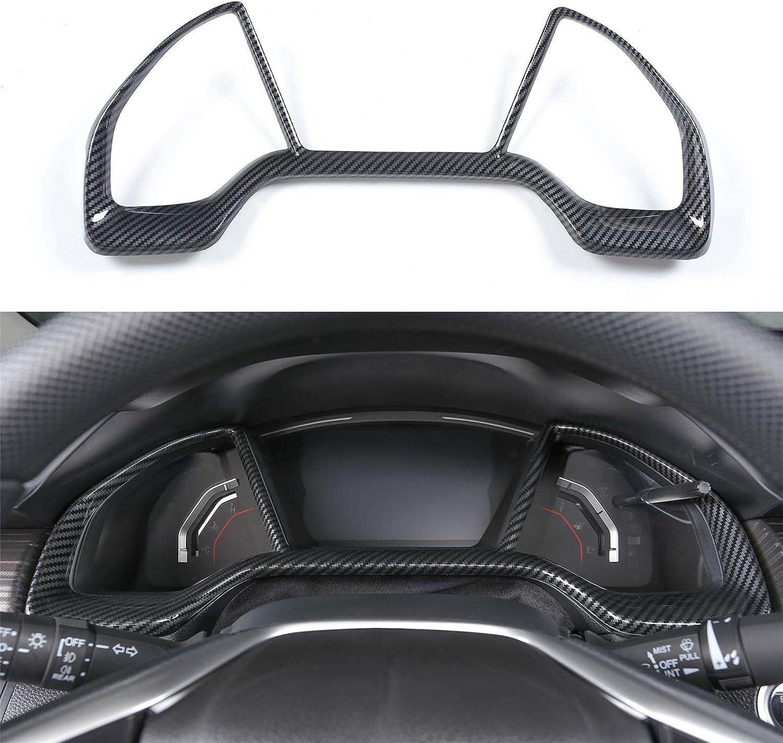 for Honda Civic 10th Gen Look Dashboard Carbon Fiber ! Super beauty product restock quality top! Max 80% OFF Instrument