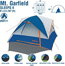 GigaTent 4 Person Camping Tent – Spacious, Lightweight,...