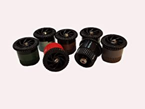 Modtek Replacement Pop UP Sprinkler Heads for RainBird, Hunter, Orbit Pop Up Sprinklers (5, 8AN)