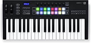 Novation Launchkey 37 MK3 MIDI Keyboard Controller for Ablet