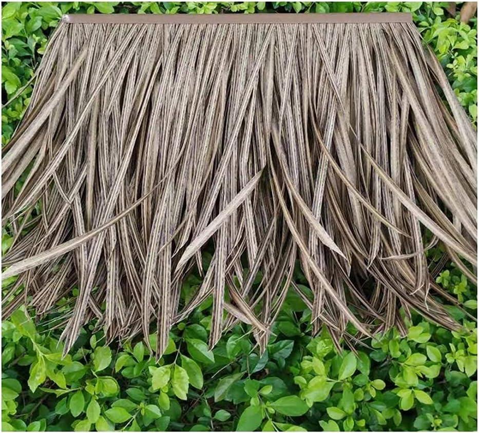 Palm thatch Plastic Simulation Special sale Ranking TOP17 item Thatch Antique Deco Roofing Tile