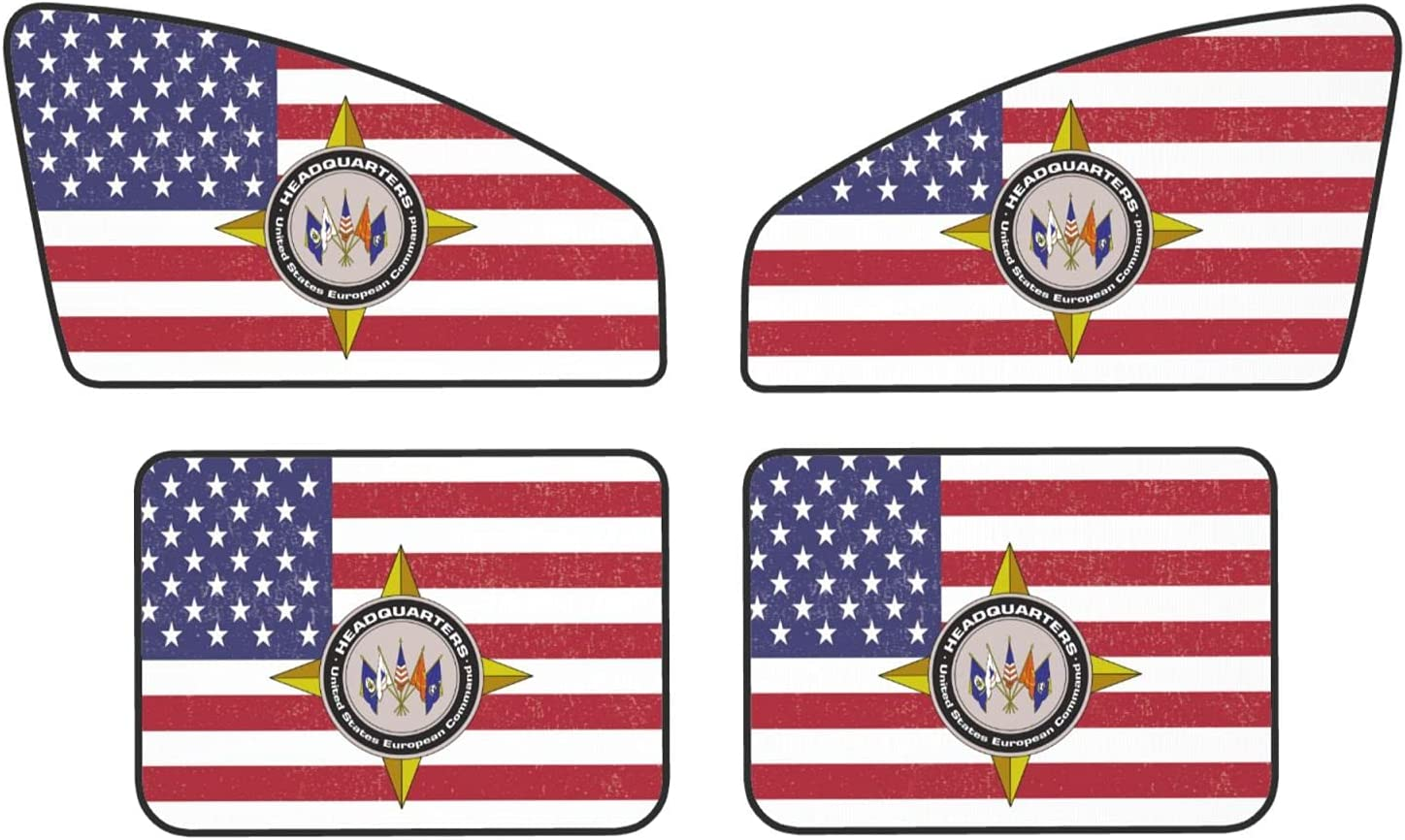 United States European Command Car Side Shade R Sun Front Window Sale SALE% OFF Austin Mall