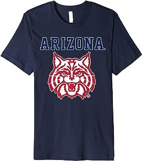 Arizona Wildcats UA NCAA Womens Bear Down T-Shirt C51AW10