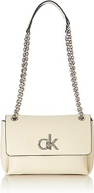 Calvin Klein Damen EW Conv Flap XBODY MD, 28 Inches, Extra-Large