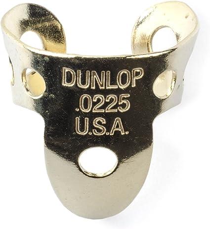 Dunlop 37R.0225 Brass Fingerpicks