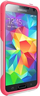 OtterBox Commuter Case for Samsung Galaxy S5 - White and Pink