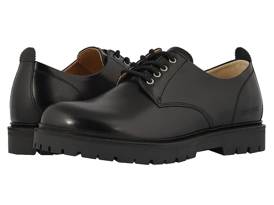Birkenstock Kleifar (Black Leather) Men