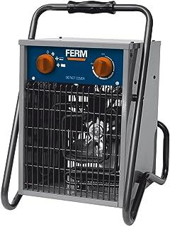Ferm EHM1002 - Calefactor eléctrico (3300 W)