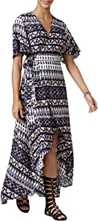 فستان Jessica Simpson النسائي مقاس كبير من Amethyst