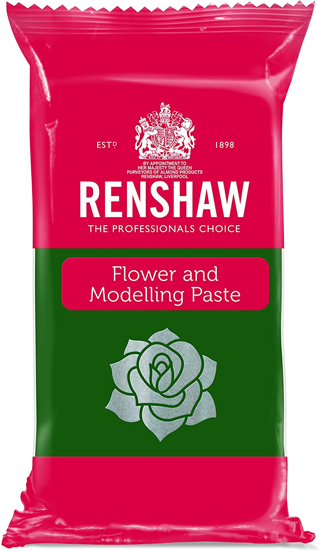 Renshaw Leaf Green Flower /& Modelling Paste Cake Icing Sugarcraft Decorating