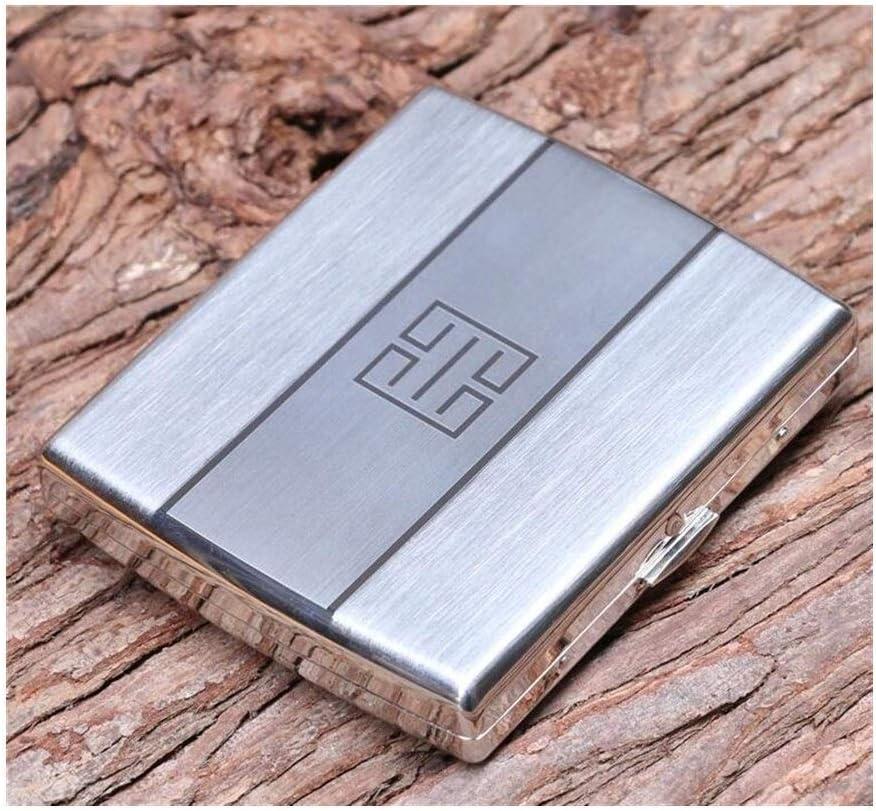 Limited Special Price BINGFANG-W Seattle Mall Cigarette Box 20 Case Cigarettes Portable