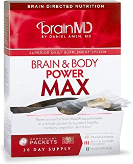 Best brain and body power max Reviews