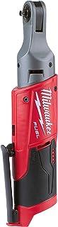 Milwaukee MILM12FIR140 Akku-Ratschenschrauber Fuel Sub Compact 1/4 inch Impact Ratchet 12V Bare Unit