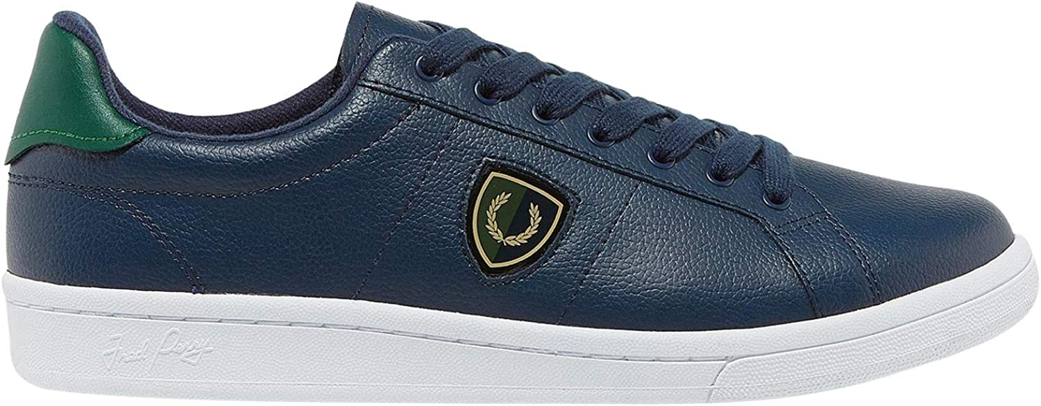 Fred Perry - Men shoes B5179 266 Shields Badge