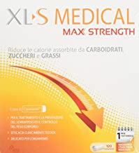 XLS Medical Max Strength–120Capsules