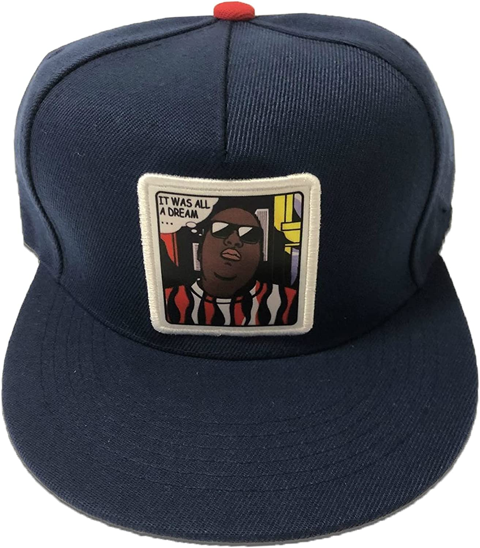 PEPYJAN Snapback Hats for Men Womens Black Cool Strapback Unisex Baseball Cap