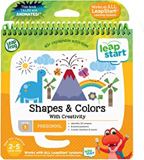 Leapfrog Leapstart Alphabet Adventures With Music 30+ Page Activity Book , LF 80- 21503