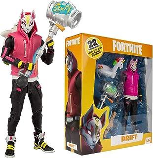 Fortnite McFarlane Toys Drift 7 inch Premium Action Figure