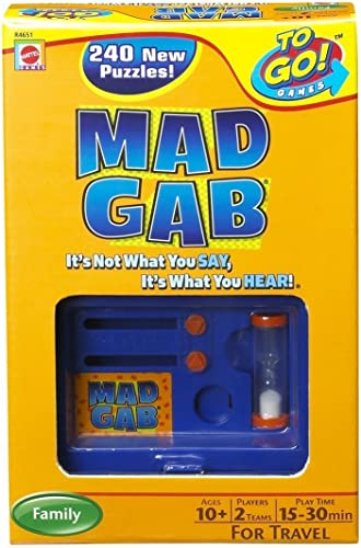 Mad Gab  Travel